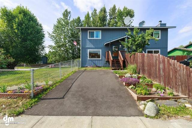 6260 Gross Drive, Anchorage, AK 99507 (MLS #20-10374) :: Team Dimmick