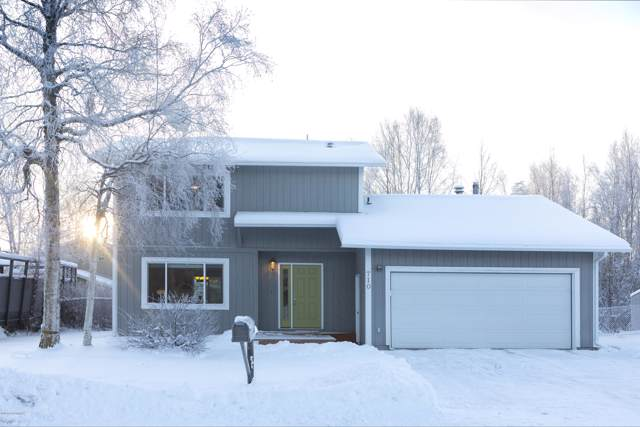 710 Woodmar Place, Anchorage, AK 99515 (MLS #20-1042) :: RMG Real Estate Network   Keller Williams Realty Alaska Group