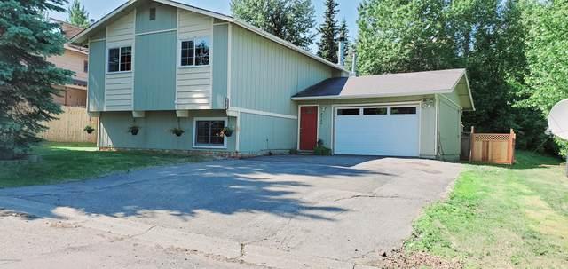 6560 Bridget Drive, Anchorage, AK 99502 (MLS #20-10432) :: Synergy Home Team