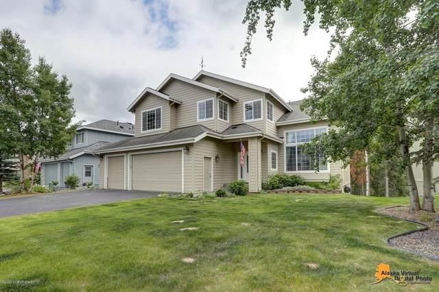 8547 Lassen Circle, Eagle River, AK 99577 (MLS #20-10568) :: Wolf Real Estate Professionals