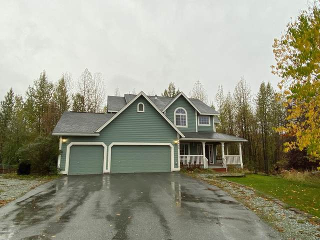 23434 Glenn Hill Circle, Chugiak, AK 99567 (MLS #20-10640) :: Roy Briley Real Estate Group