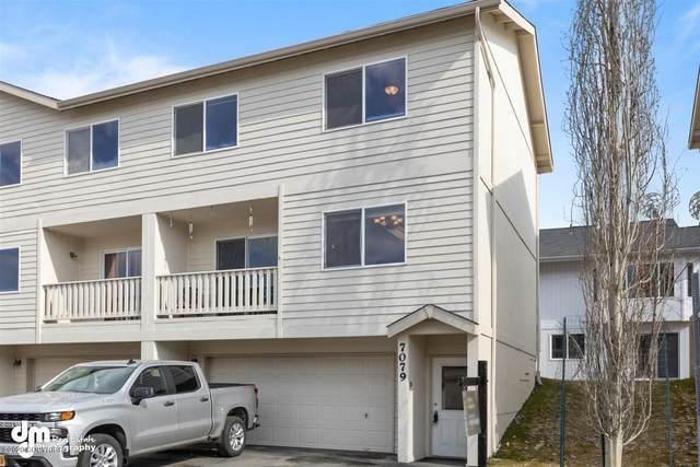 7079 Fairweather Park Loop 30A, Anchorage, AK 99518 (MLS #20-10646) :: Team Dimmick