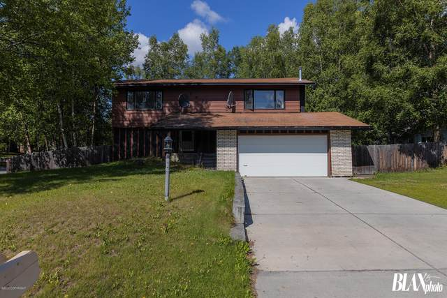 7311 Madelynne Drive, Anchorage, AK 99504 (MLS #20-10762) :: Roy Briley Real Estate Group
