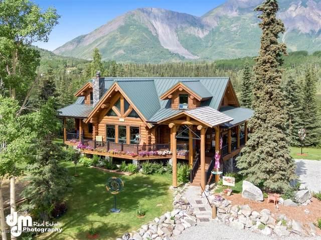 34301 Glenn Highway, Chickaloon, AK 99674 (MLS #20-10905) :: RMG Real Estate Network | Keller Williams Realty Alaska Group