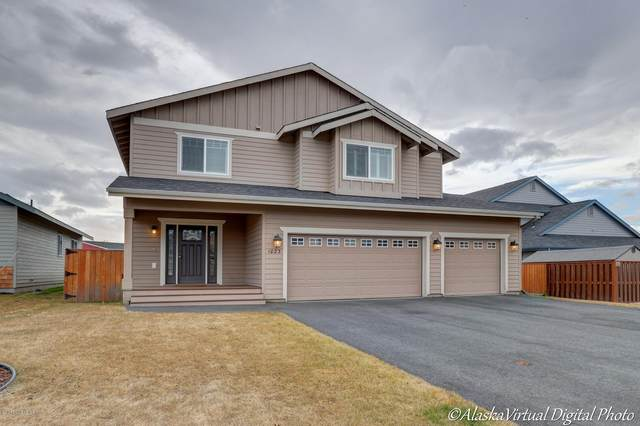 1023 Northpointe Bluff Drive, Anchorage, AK 99501 (MLS #20-10913) :: Wolf Real Estate Professionals