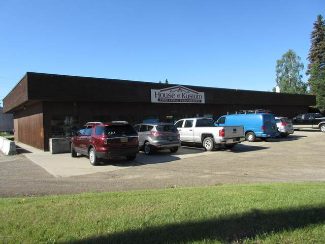 1201 College Road, Fairbanks, AK 99701 (MLS #20-11366) :: Wolf Real Estate Professionals