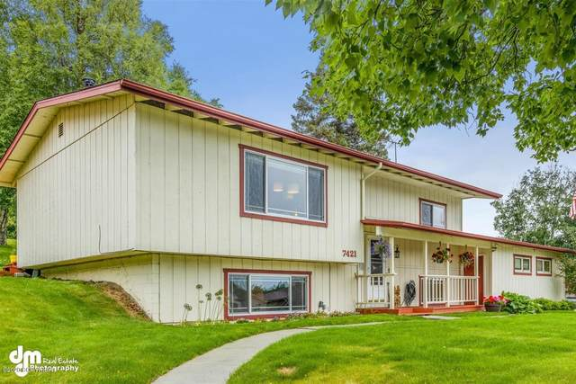 7421 Silver Birch Drive, Anchorage, AK 99502 (MLS #20-11424) :: Wolf Real Estate Professionals