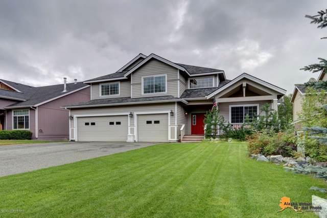 20704 Driftwood Bay Drive, Eagle River, AK 99577 (MLS #20-1186) :: RMG Real Estate Network | Keller Williams Realty Alaska Group