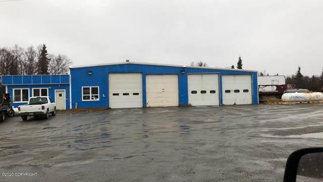 Mi 13 Alaska Peninsula Shop, King Salmon, AK 99613 (MLS #20-11907) :: Synergy Home Team