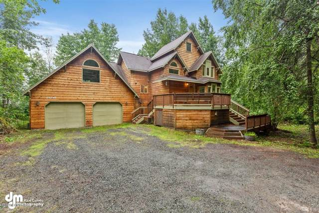 25295 Homestead Road, Chugiak, AK 99567 (MLS #20-11973) :: RMG Real Estate Network | Keller Williams Realty Alaska Group