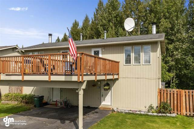 8613 Turf Court #5, Anchorage, AK 99504 (MLS #20-12029) :: RMG Real Estate Network | Keller Williams Realty Alaska Group