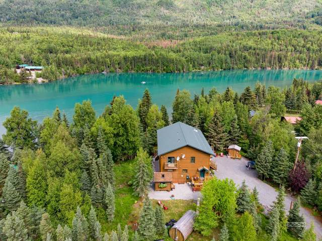 18476 Sterling Highway, Cooper Landing, AK 99572 (MLS #20-12052) :: Wolf Real Estate Professionals