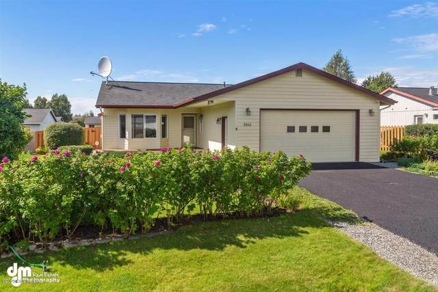 9340 Eris Drive, Anchorage, AK 99515 (MLS #20-12063) :: Wolf Real Estate Professionals