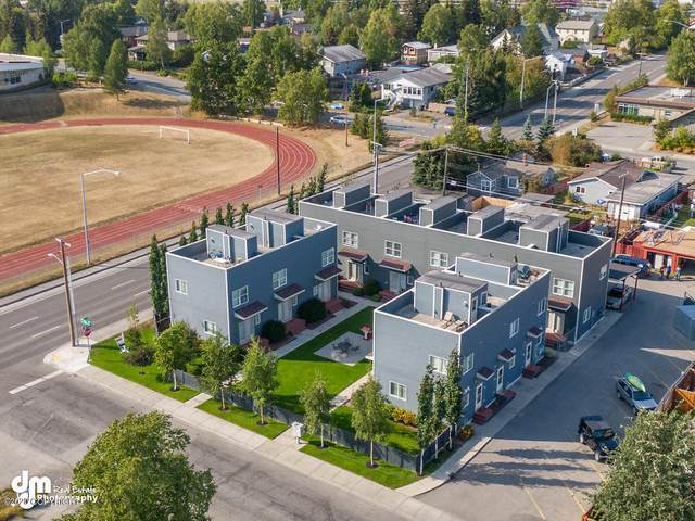 243 W 13th Avenue #243, Anchorage, AK 99501 (MLS #20-12075) :: The Adrian Jaime Group   Keller Williams Realty Alaska