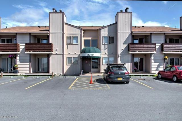2210 Sentry Drive #B21, Anchorage, AK 99507 (MLS #20-12096) :: Wolf Real Estate Professionals