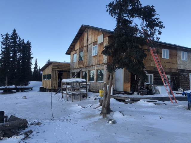 Mi 4 Nebesna Road, Slana, AK 99586 (MLS #20-1219) :: RMG Real Estate Network | Keller Williams Realty Alaska Group