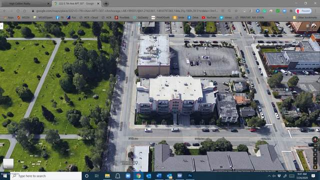 222 E 7th Avenue #307, Anchorage, AK 99501 (MLS #20-12246) :: Wolf Real Estate Professionals