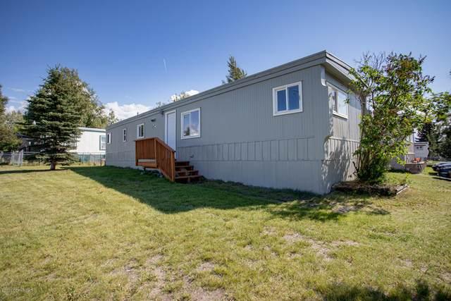 9499 Brayton Drive #268, Anchorage, AK 99507 (MLS #20-12277) :: Team Dimmick