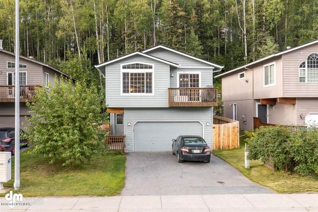 19701 Highland Ridge Drive, Eagle River, AK 99577 (MLS #20-12326) :: RMG Real Estate Network | Keller Williams Realty Alaska Group