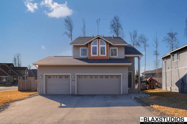 16392 Stephan Valley Drive, Eagle River, AK 99577 (MLS #20-12374) :: RMG Real Estate Network | Keller Williams Realty Alaska Group