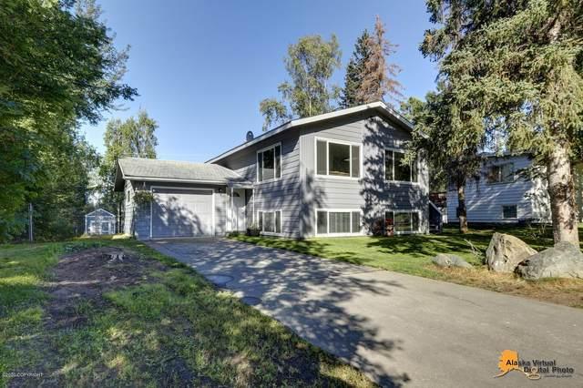 4212 Irene Drive, Anchorage, AK 99504 (MLS #20-12437) :: Team Dimmick