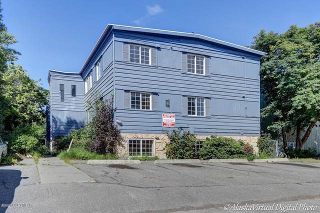911 E 10th Avenue, Anchorage, AK 99501 (MLS #20-12605) :: RMG Real Estate Network | Keller Williams Realty Alaska Group