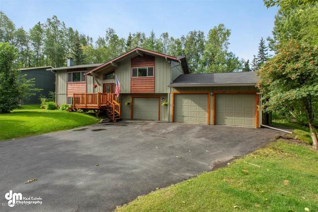 10614 Tokositna Circle, Eagle River, AK 99577 (MLS #20-12636) :: RMG Real Estate Network | Keller Williams Realty Alaska Group