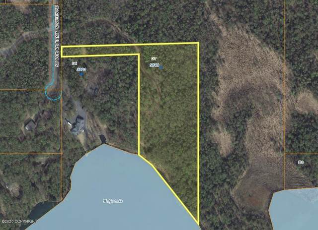 5849 N Steen Road, Wasilla, AK 99654 (MLS #20-12638) :: Team Dimmick
