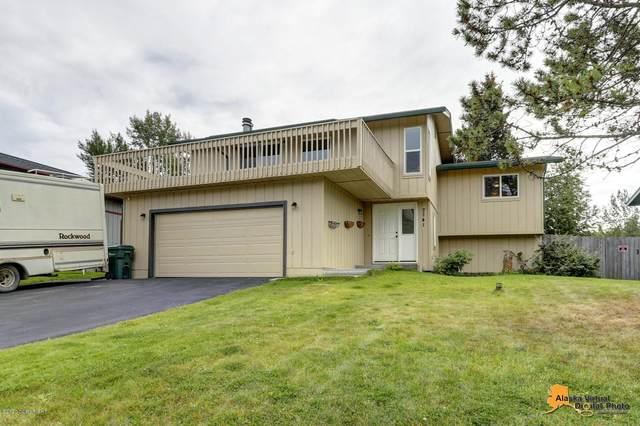 7141 Viburnum Drive, Anchorage, AK 99507 (MLS #20-12669) :: RMG Real Estate Network | Keller Williams Realty Alaska Group