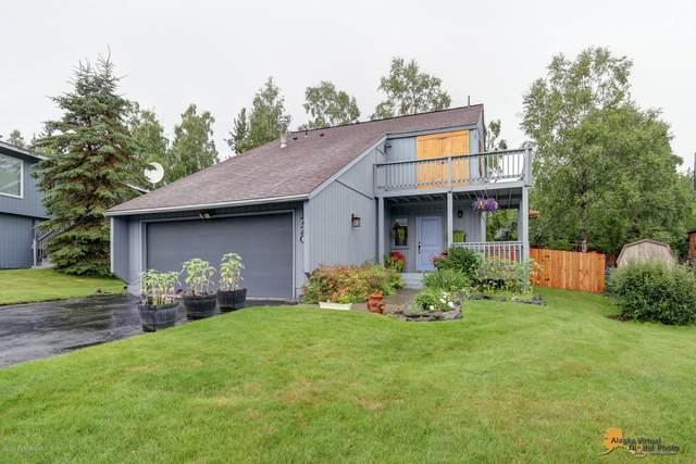 1720 Rebel Ridge Drive, Anchorage, AK 99504 (MLS #20-12709) :: Team Dimmick