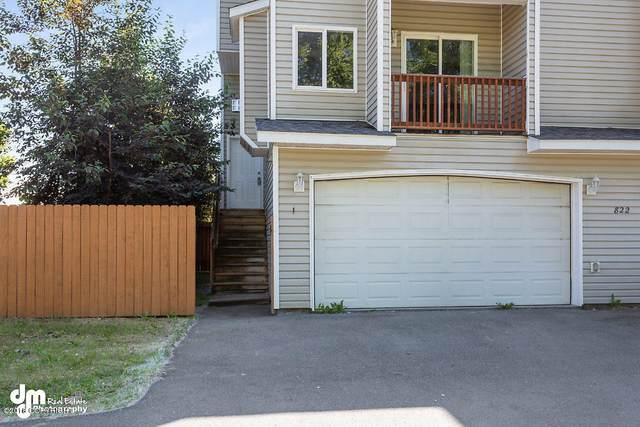 822 W 53rd Avenue #1A, Anchorage, AK 99518 (MLS #20-12712) :: Wolf Real Estate Professionals