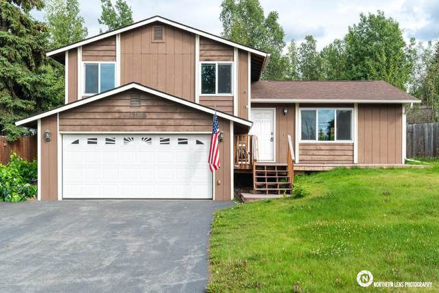 12607 Crested Butte Drive, Eagle River, AK 99577 (MLS #20-12756) :: RMG Real Estate Network | Keller Williams Realty Alaska Group