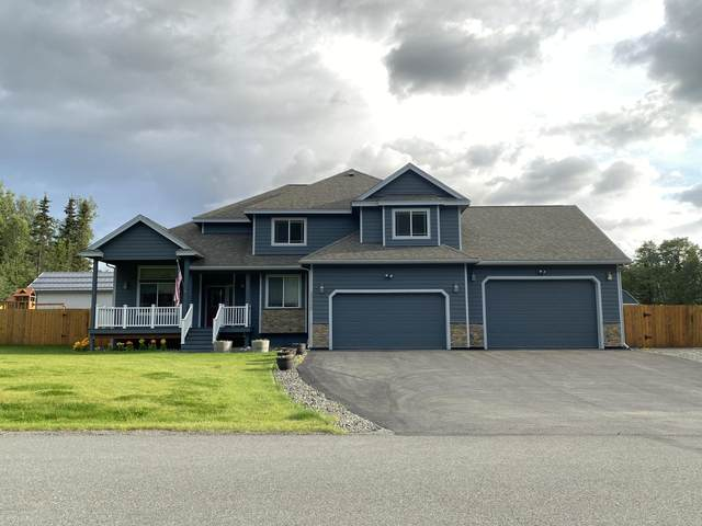 20030 Lucas Avenue, Eagle River, AK 99577 (MLS #20-12761) :: RMG Real Estate Network | Keller Williams Realty Alaska Group
