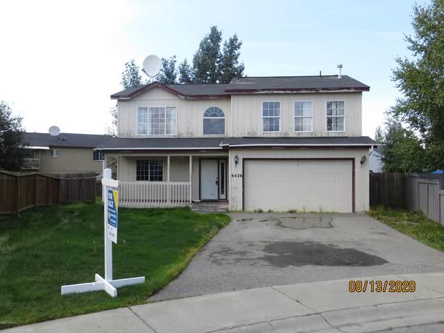 6426 Coachman Circle, Anchorage, AK 99507 (MLS #20-12765) :: RMG Real Estate Network | Keller Williams Realty Alaska Group