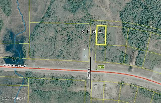 3120 Minchumina Avenue, Kenai, AK 99611 (MLS #20-12813) :: Wolf Real Estate Professionals