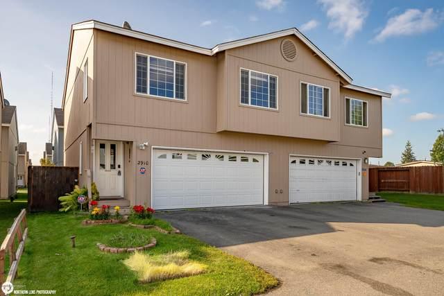 2910 Summer Wind Court #131, Anchorage, AK 99507 (MLS #20-12848) :: RMG Real Estate Network | Keller Williams Realty Alaska Group