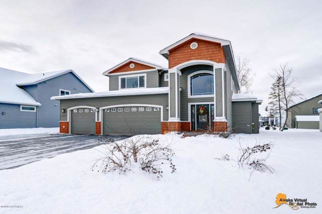 4151 Chiniak Bay Drive, Anchorage, AK 99515 (MLS #20-1308) :: Wolf Real Estate Professionals