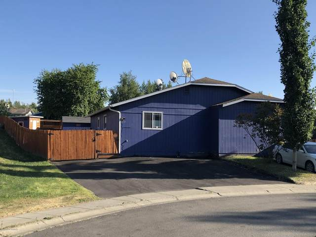 1230 Crow Berry Circle, Anchorage, AK 99515 (MLS #20-13133) :: Wolf Real Estate Professionals