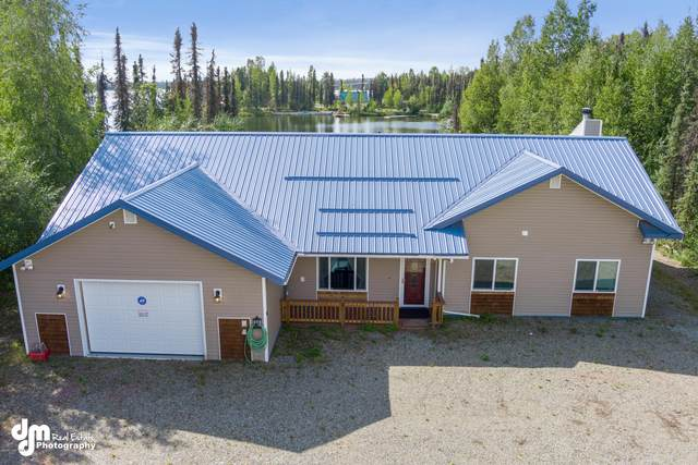 24600 W Hattie Lane, Willow, AK 99688 (MLS #20-13329) :: Team Dimmick