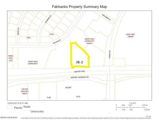 L3B-2 Kellum Street, Fairbanks, AK 99701 (MLS #20-13437) :: Alaska Realty Experts