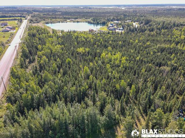 Par 3 Homestead Drive, North Pole, AK 99705 (MLS #20-13609) :: The Adrian Jaime Group | Keller Williams Realty Alaska