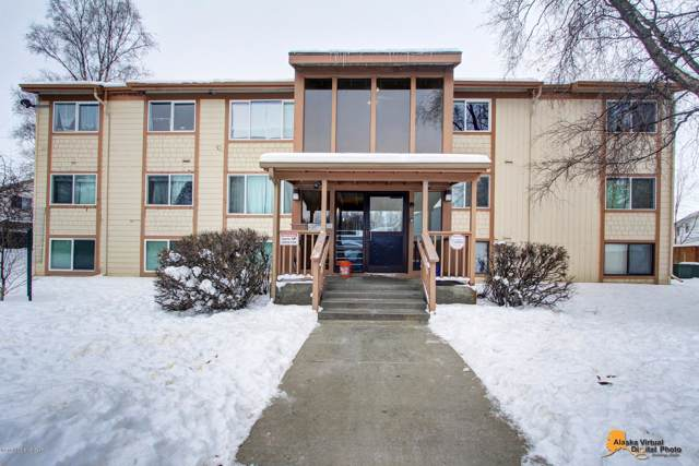 3100 Ward Place #26, Anchorage, AK 99517 (MLS #20-1362) :: Team Dimmick