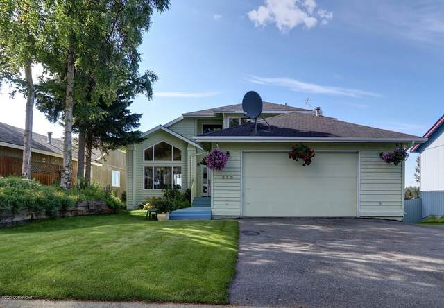 370 Peppertree Loop, Anchorage, AK 99504 (MLS #20-13685) :: Wolf Real Estate Professionals