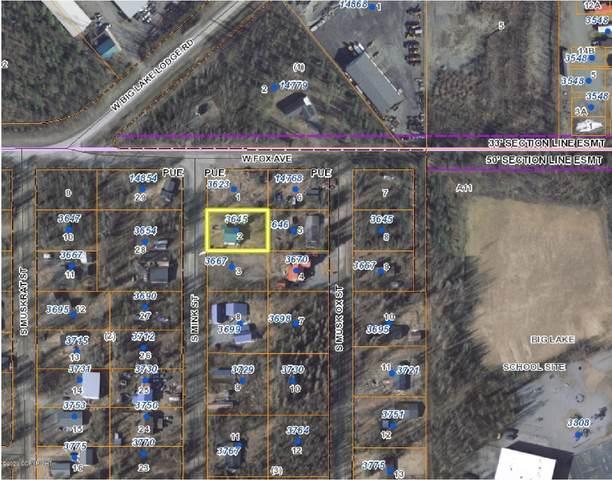 3645 S Mink Street, Big Lake, AK 99652 (MLS #20-13798) :: RMG Real Estate Network | Keller Williams Realty Alaska Group