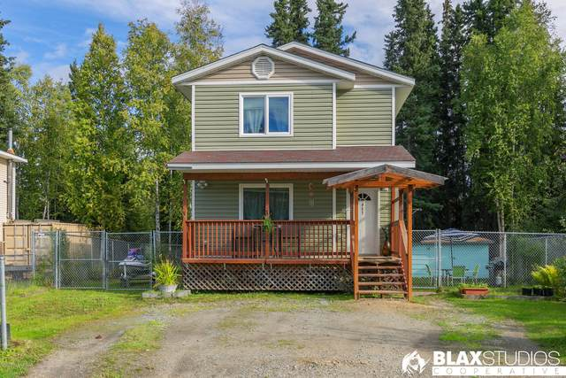 157 Vassar Circle, Fairbanks, AK 99709 (MLS #20-13859) :: The Adrian Jaime Group | Keller Williams Realty Alaska