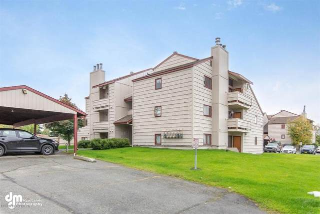 2211 Sentry Drive #B11, Anchorage, AK 99507 (MLS #20-13958) :: Wolf Real Estate Professionals