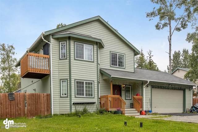 3800 N Grey Wolf Circle, Wasilla, AK 99654 (MLS #20-14043) :: RMG Real Estate Network | Keller Williams Realty Alaska Group