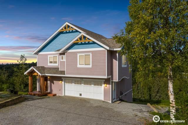 7777 Old Hillside Way, Anchorage, AK 99516 (MLS #20-14115) :: Team Dimmick