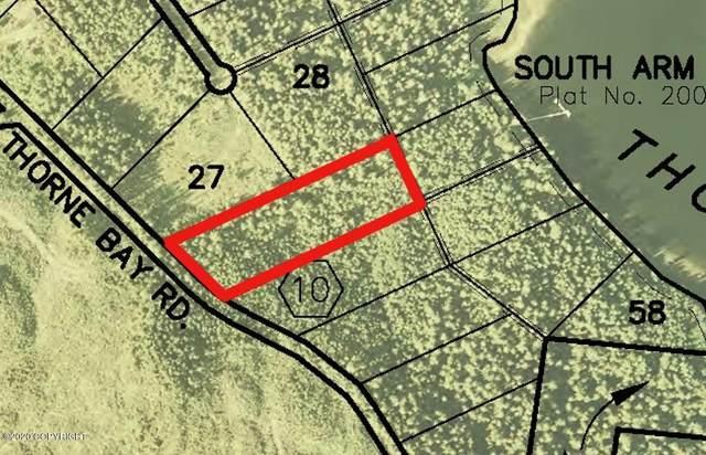 L52B10 S Thorne Bay, Klawock, AK 99919 (MLS #20-14265) :: Team Dimmick