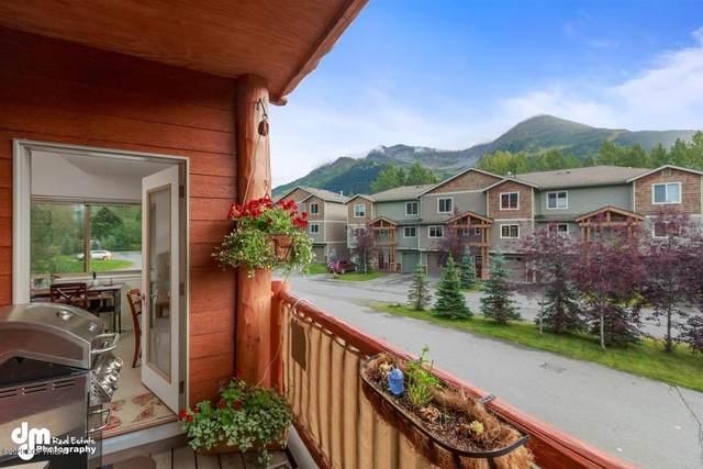 340 Hightower Road #A201, Girdwood, AK 99587 (MLS #20-14298) :: RMG Real Estate Network   Keller Williams Realty Alaska Group